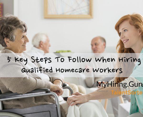 Hiring homecare workers