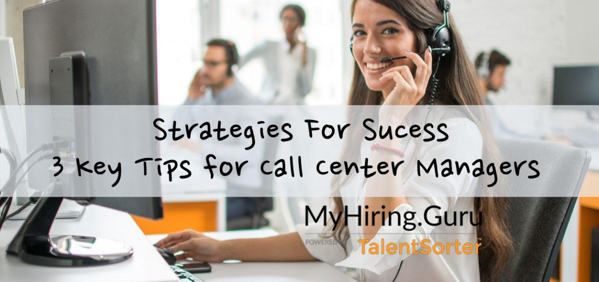 call center HR